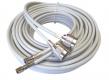 Low loss TWIN-Microcell 5+ Antennenkabel mit N-Stecker fuer LTE-Antennen